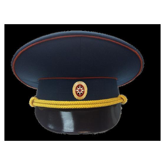 Фуражка МЧС парадная модельная