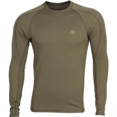 Термобелье футболка L/S Active Thermal Grid light олива
