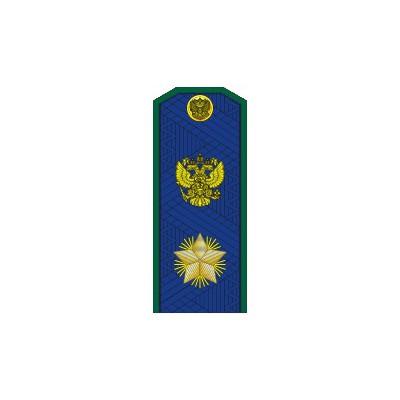 Погоны Прокуратура ДГСЮ повседневные на рубашку