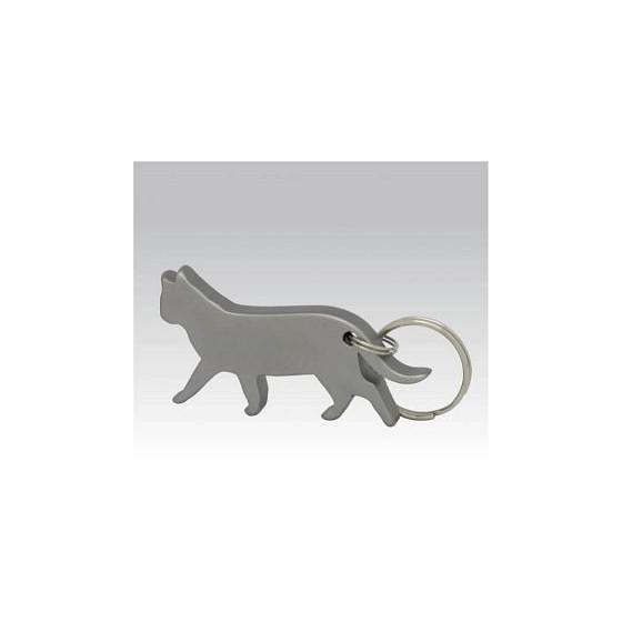 Брелок Открывалка-Кошка (упак=10 шт), 3460