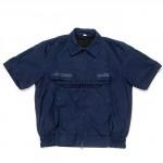 Костюм офисный синий ВВС, короткий рукав, рип-стоп