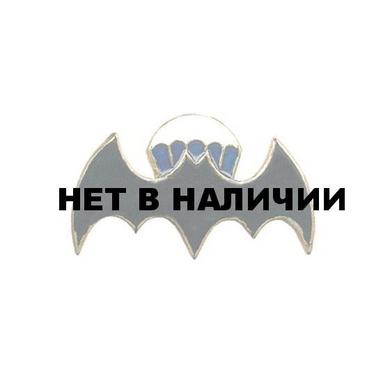 Миниатюрный знак Мышь с парашютом металл