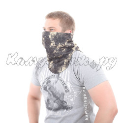 Морской шарф Keotica мембрана на флисе MG-Blur