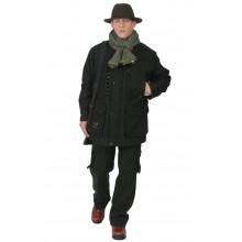 Костюм для охотника демисезонный с вышивкой сукно 4229А/4230А