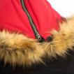Куртка пуховая BASK DIXON оранжевая