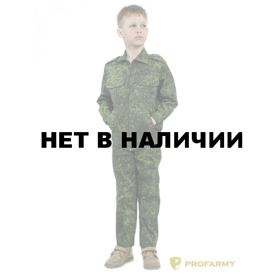 Костюм детский СКС Пионер рип стоп 210 (пиксель)
