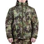 Куртка демисезонная МПА-47-01 детская (рип-стоп) питон лес
