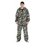 Костюм ТУРИСТ 2 куртка/брюки цвет:, камуфляж Сепия, ткань : Твил Пич