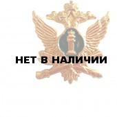 Эмблема петличная ФССП нового образца