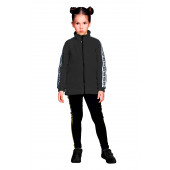 Куртка флис BASK kids PIKA черная