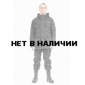 """Костюм летний """"Диверсант"""" цвет """"BLACK"""" 35/65"""