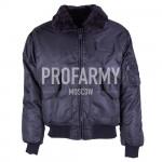 Куртка Swat schwarz зимняя 10405