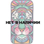 Термонаклейка -18061194 Тигр маска ацтеков вышивка