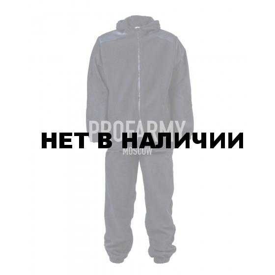 (К) Костюм флисовый Ф-1 черный