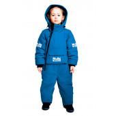 Комбинезон утепленный BASK kids SPACE синий