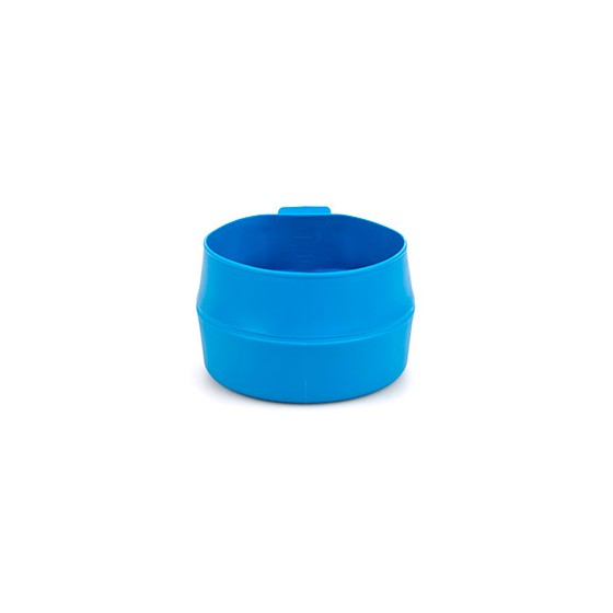 Кружка складная, портативная FOLD-A-CUP® BIG LIGHT BLUE, 100233