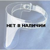 Маска-экран защитный 290*205мм. (полиэтилентерефталат)