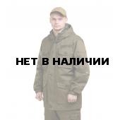 Куртка демисезонная КОНТРОЛ-ВЕСНА/ОСЕНЬ цвет:, камуфляж Т.ХАКИ, ткань : Твил/Мембрана