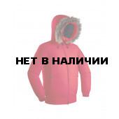 Куртка пуховая женская BASK YGRA красная