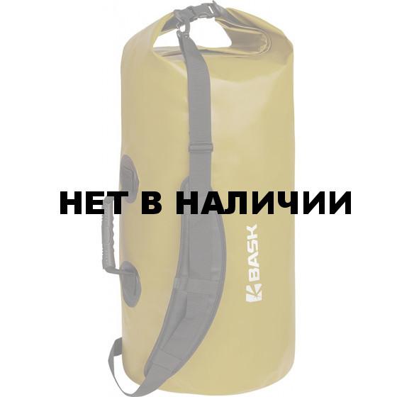 Гермомешок BASK WP BAG 80 V2 желтый