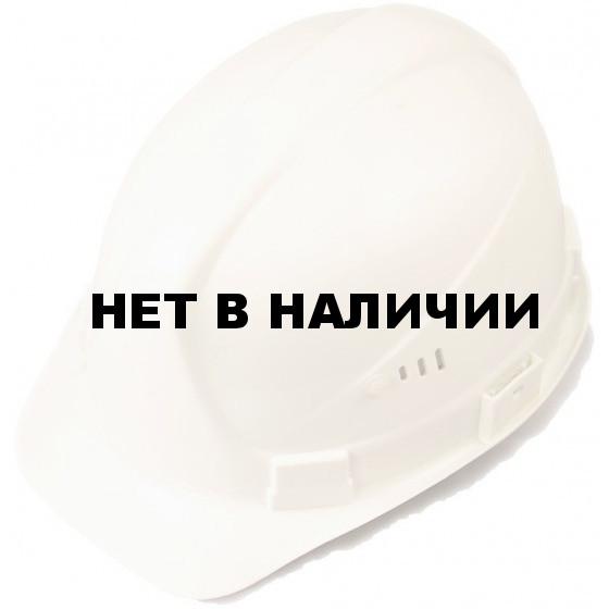 Каска защитная ЩИТ (белая)