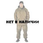 Костюм демисезонный ГОРКА куртка/брюки, светлый хаки/темный хаки, ткань : полибрезент