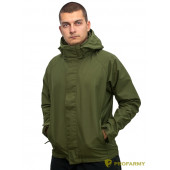 Куртка ветровка ATLAS XPMr-74 olive green