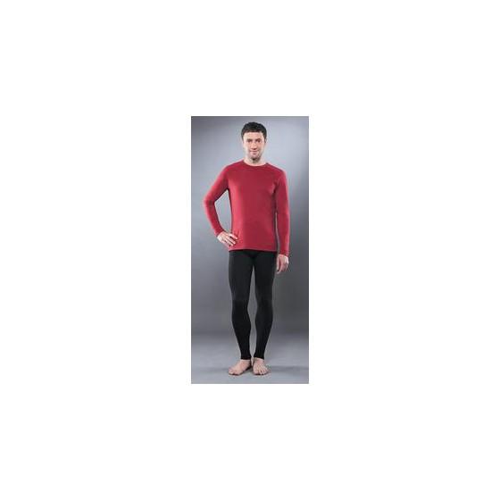 Комплект мужского термобелья Guahoo: рубашка + кальсоны (300 S/NV / 300 P/BK)