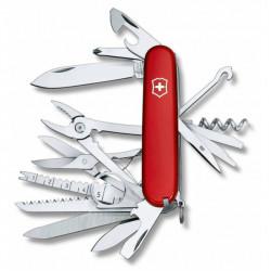 Нож перочинный Victorinox SwissChamp (1.6795) 91мм 33функций красный