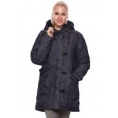 Куртка пуховая женская BASK ALBERTA черная