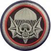 Термонаклейка -08821131 502-я парашютная дивизия вышивка