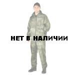 Костюм МАСКХАЛАТ-ЛИВЕНЬ куртка/брюки, цвет:, камуфляж Атака, ткань : Таффета рип-стоп