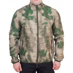 Куртка демисезонная МПА-85 (бомбер) мох (рип-стоп D30 с тефлоном+каландрирование)