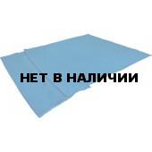 Вставка в мешок спальный Cotton Inlett Double синий, 225х180 см, 23508