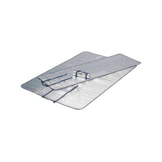 Коврик Alumatte Duo алюминевый, 190 x 120 x 0,2 см, 41095