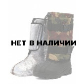 Бахилы для охотников Хантер (SARDONIX) ТЭП, с вкладным чулком, камуфляж+черные