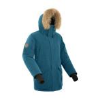 Куртка пуховая мужская BASK ALKOR синий royal