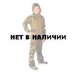 Костюм детский Горка-5 летний палатка 235 г/м2 хаки 100% хлопок/тк.Грета Мультикам