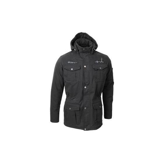 Куртка Overcome черная