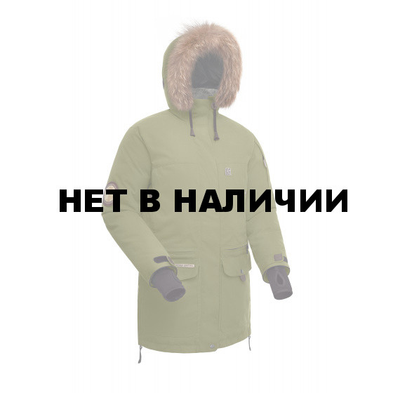 Куртка женская BASK ONEGA хаки светлый