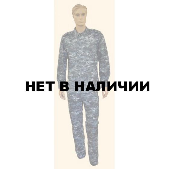 Костюм НАТО рус цифра МВД рип-стоп
