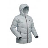 Куртка пуховая женская BASK ICICLE серая