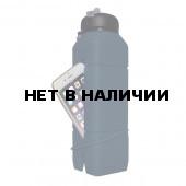 Бутылка-динамик из силикона Ace Camp Silicone Sound Bottle 1583 Синяя/769мл