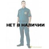 Костюм МЧС, короткий рукав, (рип-стоп 170)