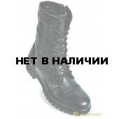 Ботинки с высоким берцем Комбат кожа