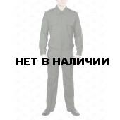 Костюм летний штабной МПА-35-04 с длинным рукавом Сухопутные войска МО (Зеленый Тропикаль п/ш)