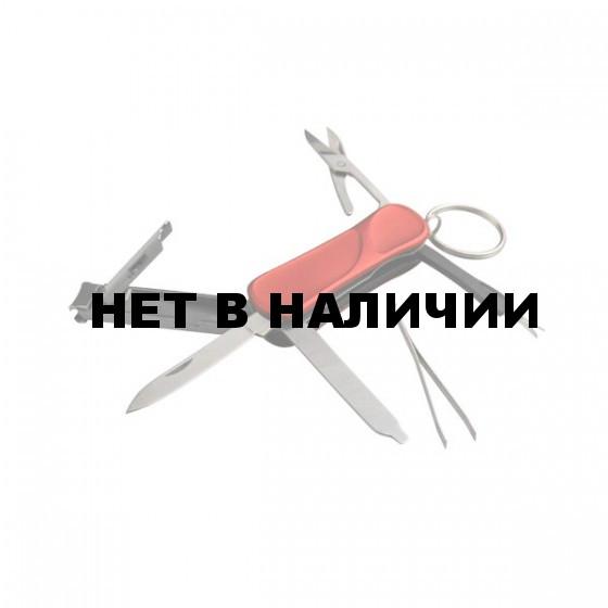Мультитул для маникюра с кольцом для ключей Keyring Manicure Tool (упак=10 шт) - 1 цвет, 2502