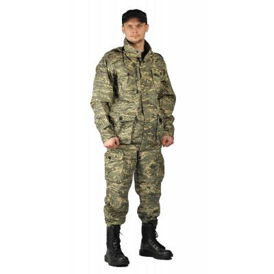 Костюм КАПРАЛ куртка/брюки, цвет:, камуфляж Легион серый, ткань : Твил Пич 210