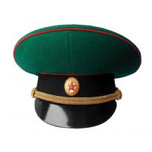 Фуражка Пограничные войска (старого образца) офицерская модельная