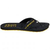 Сланцы Jandal Black/Yellow, 27P999100